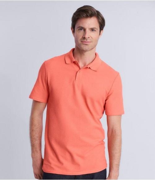 GD35 Gildan SoftStyle Double Pique Polo Shirt