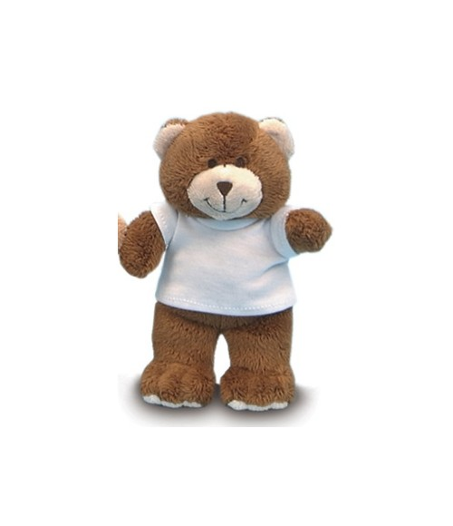 Metro Percy Bear White T-Shirt