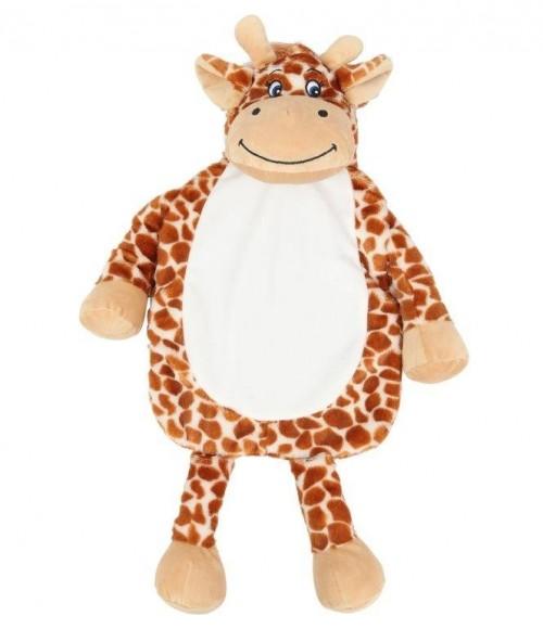MM607 Mumbles Giraffe Hot Water Bottle Cover