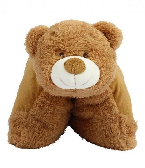 MM601 Mumbles Zippie Bear Cushion