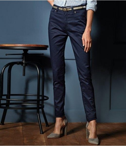 PR570 Premier Ladies Performance Chino Jeans