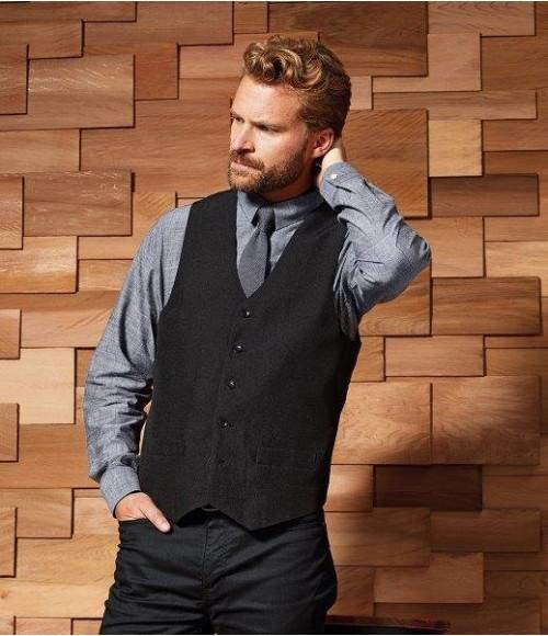 PR622 Premier Lined Waistcoat
