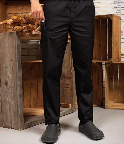 PR554 Premier Select Slim Leg Chef's Trousers