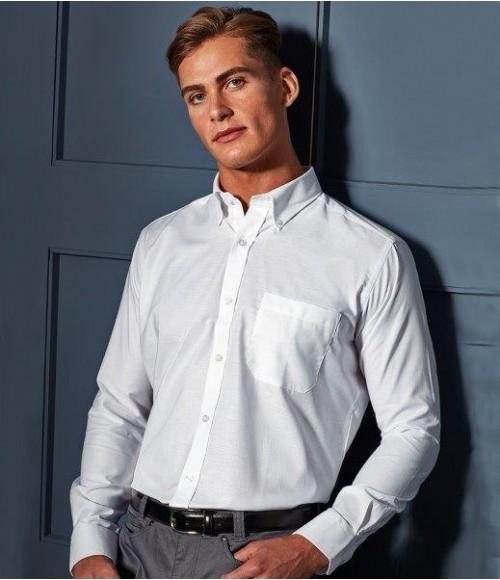 PR234 Premier Signature Long Sleeve Oxford Shirt