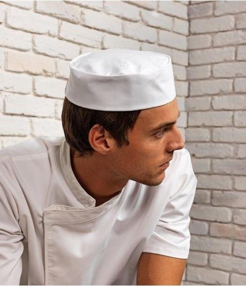PR648 Premier Turn-Up Chef's Hat