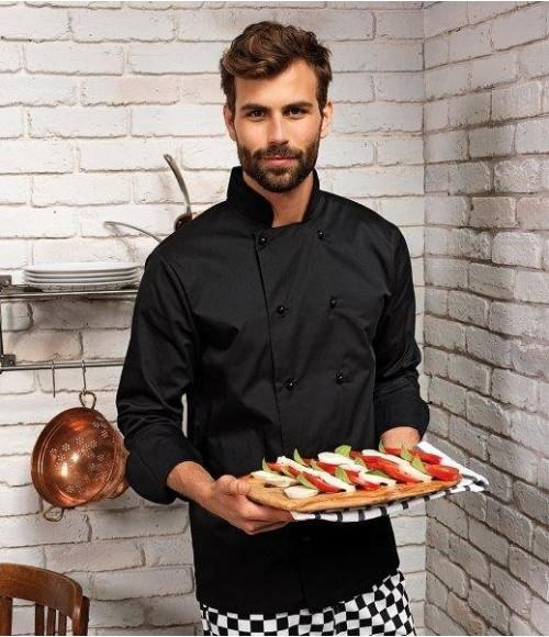 PR661 Premier Unisex Cuisine Chef's Jacket