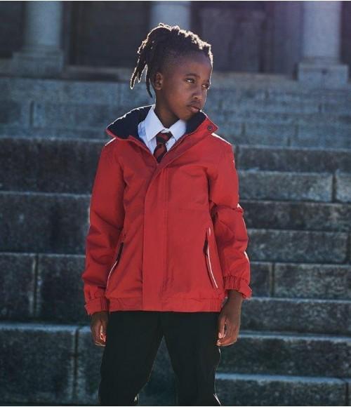 RG244 Regatta Kids Dover Waterproof Insulated Jacket