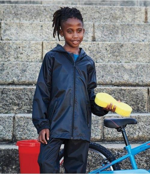 RG256 Regatta Kids Pro Stormbreak Waterproof Jacket