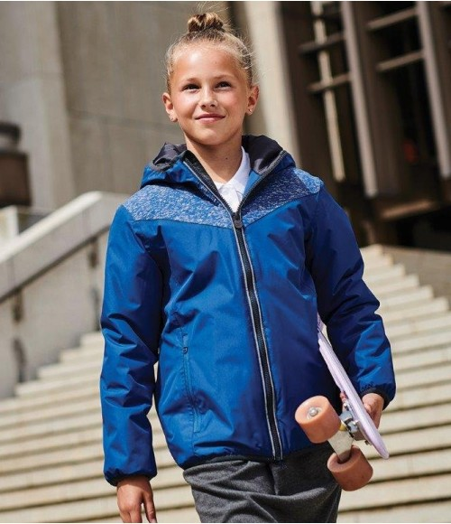 RG261 Regatta Kids Reflector Insulated Jacket