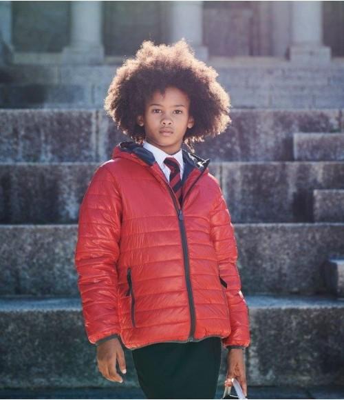 RG254 Regatta Kids Stormforce Thermo-Guard Thermal Jacket