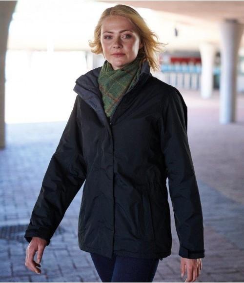 RG052 Regatta Ladies Beauford Waterproof Insulated Jacket