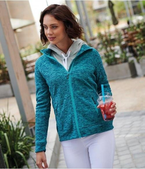RG110 Regatta Ladies Thornly Marl Fleece Jacket