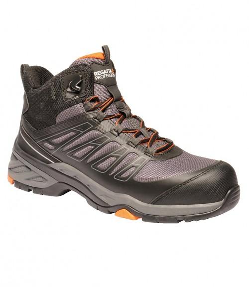 RG913 Regatta Safety Footwear Kata Pro S1P SRA Hikers