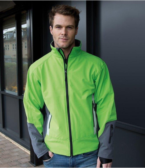 RS119 Result Blade Soft Shell Jacket