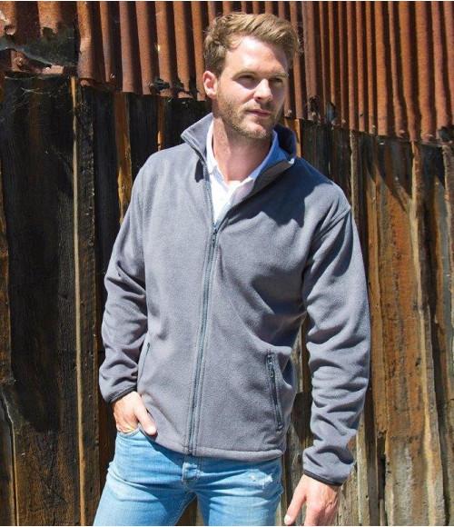RS220M Result Core Fleece Jacket