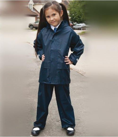 RS225B Result Core Kids Waterproof Rain Suit