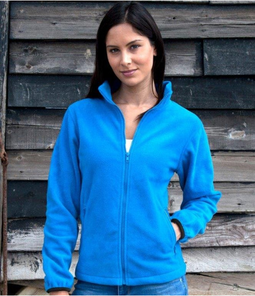 RS220F Result Core Ladies Fashion Fit Outdoor Fleece