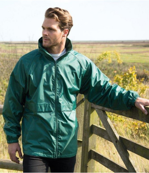 RS203M Result Core Micro Fleece Lined Jacket