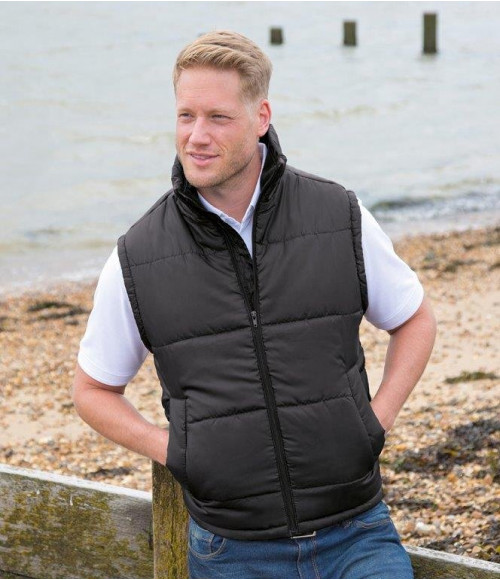 RS208 Result Core Padded Bodywarmer