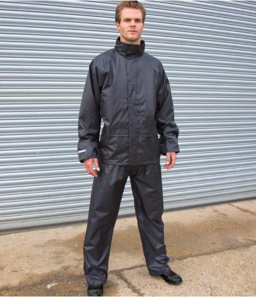 RS225M Result Core Rain Suit
