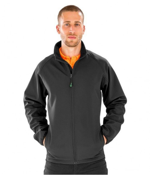 RS901M Result Genuine Recycled Printable Soft Shell Jacket