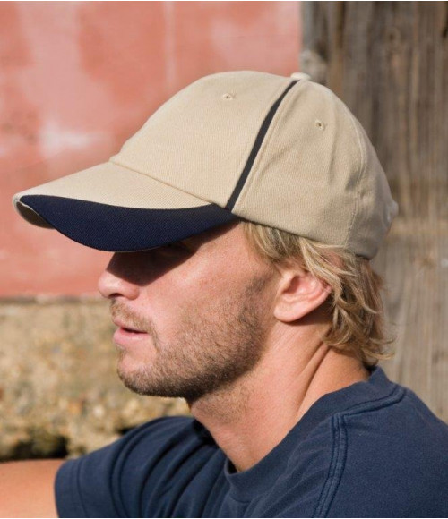 RC051 Result Heavy Brushed Cotton Cap