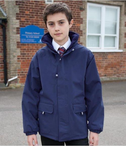 RS150B Result Kids/Youths Rugged Stuff Longline Coat