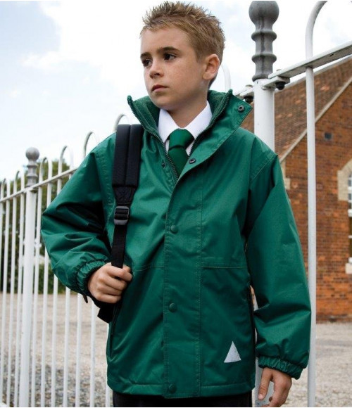 RS160B Result Kids/Youths StormDri 4000 Reversible Jacket