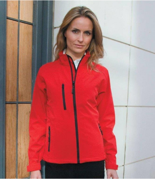 RS128F Result Ladies Base Layer Soft Shell Jacket