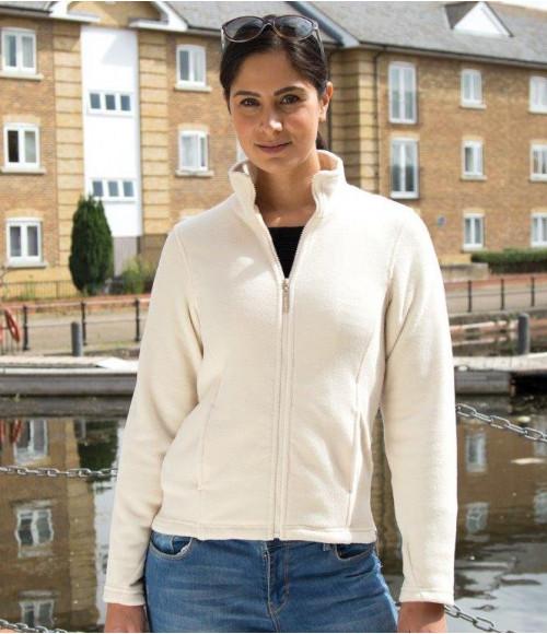 RS85F Result Ladies Micro Fleece Jacket