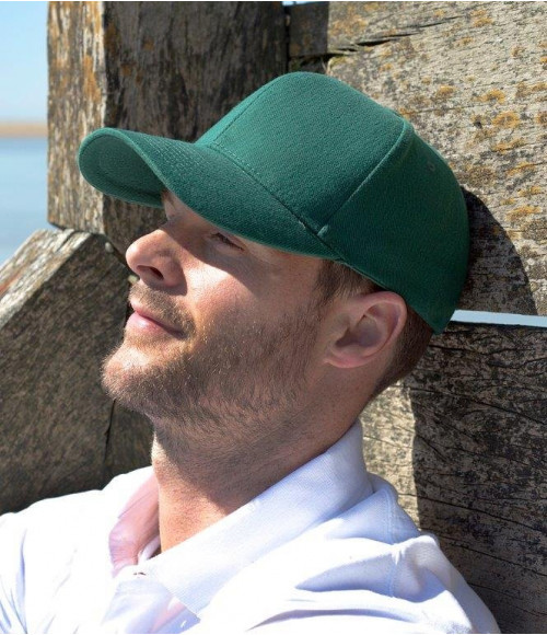 RC025 Result Pro-Style Heavy Brushed Cotton Cap