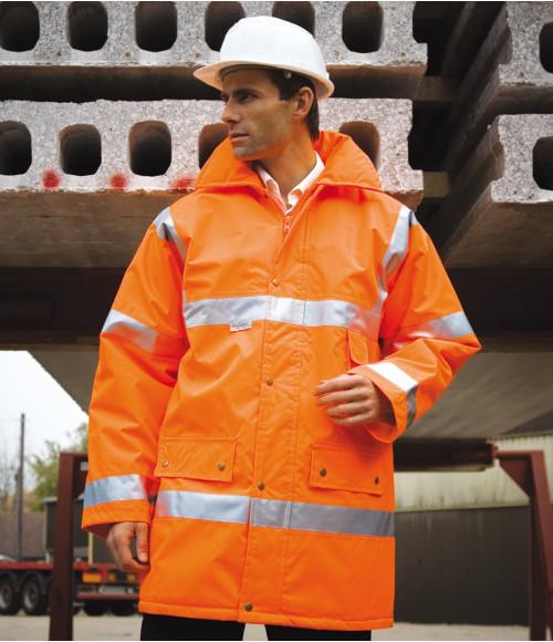 RS18 Result Safe-Guard Hi-Vis Safety Jacket