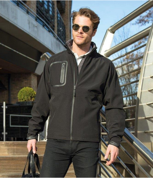 RS136 Result Ultra Lite Soft Shell Jacket