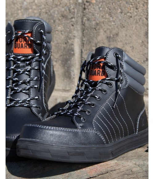 Result Work-Guard Stealth S1P SRC Safety Boots