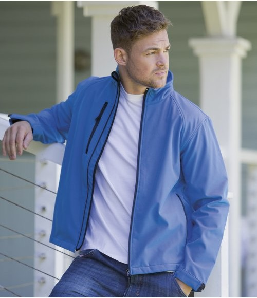 Russell Soft Shell Jacket