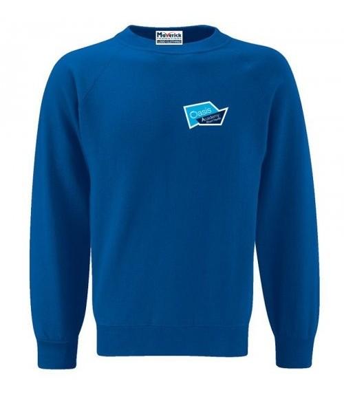 Short Heath-Adult Logo Sweatshirt-R