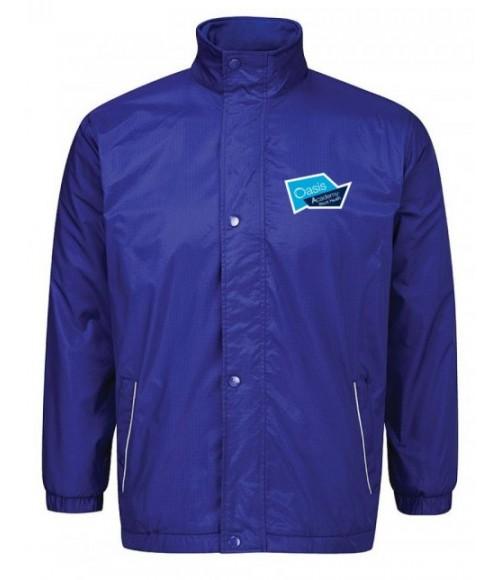 Short Heath -Senior Reversible Outdoor Jacket