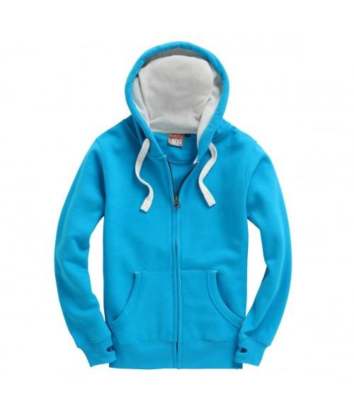 W81PF Premium Zip Hoodie