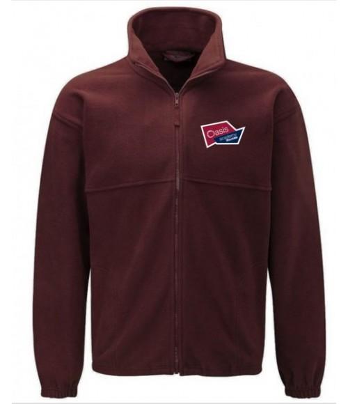 Woodview Full Zip Fleece