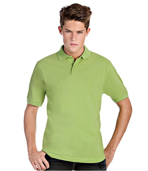 B&C Safran Cotton Pique Polo Shirt
