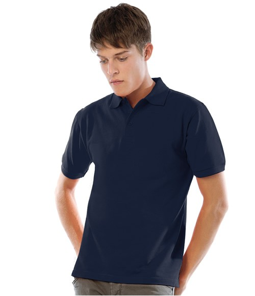B&C Heavymill Cotton Pique Polo Shirt
