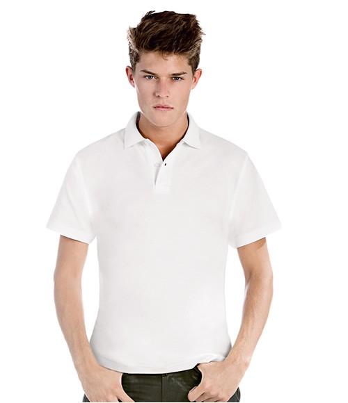 B&C ID.001 Cotton Pique Polo Shirt