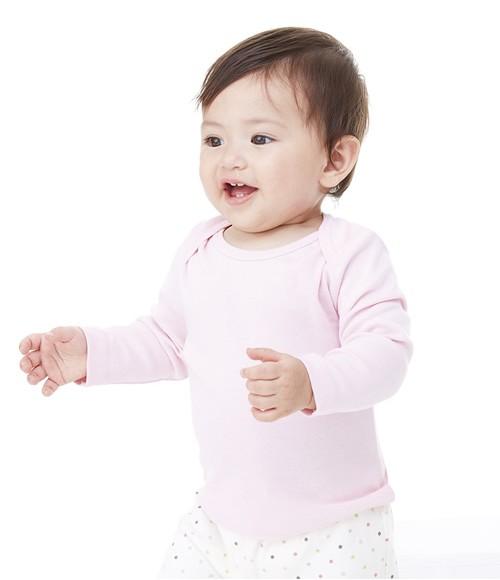 Bella Baby Rib Long Sleeve T-Shirt