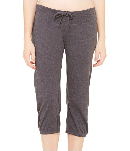 Bella Capri Scrunch Pants