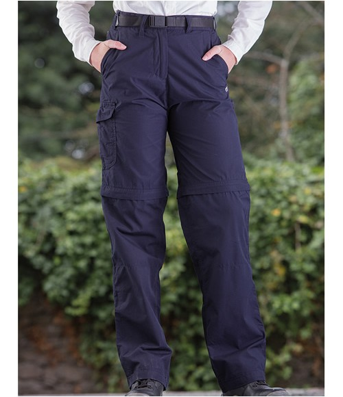 Craghoppers Ladies Classic Kiwi Convertible Trousers