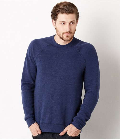 Canvas Unisex Sponge Fleece Triblend Sweatshirt