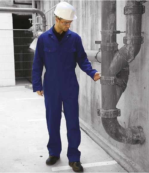 Warrior Stud Front Coverall