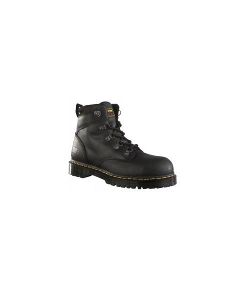 DR MARTENS 6630 Holkham ST Black Padded Safety Boot