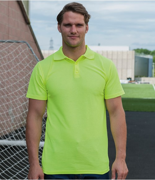 RTY Enhanced Visibility Polo Shirt