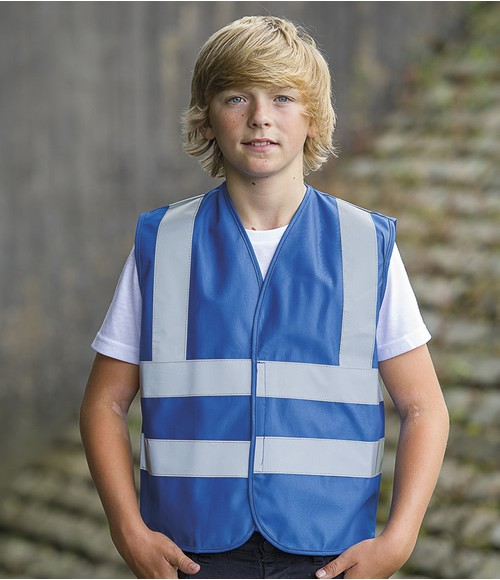 RTY Kids Enhanced Visability Vest